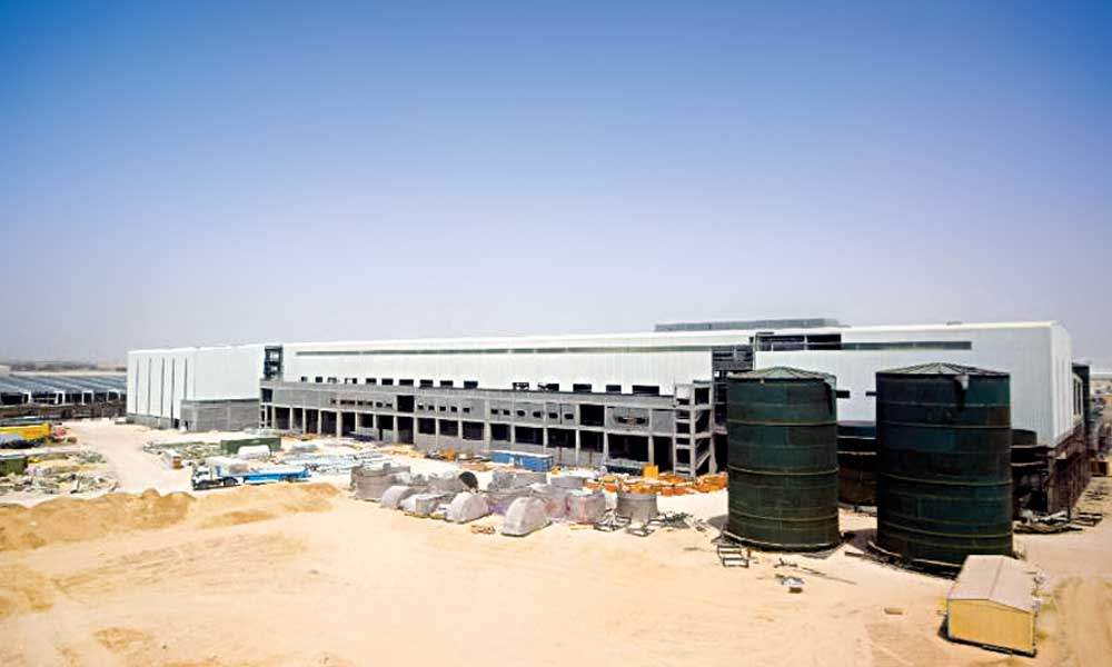 Ittihad Paper Mill Becomes the First Writing-Printing