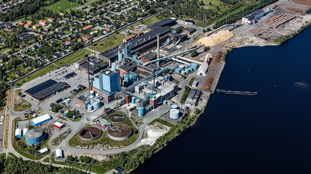 Voith and SCA partner to Build Innovative Production Line at Obbola Paper Mill