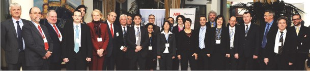 The French Team during the Last SYMOP technical seminar organized in Turkey