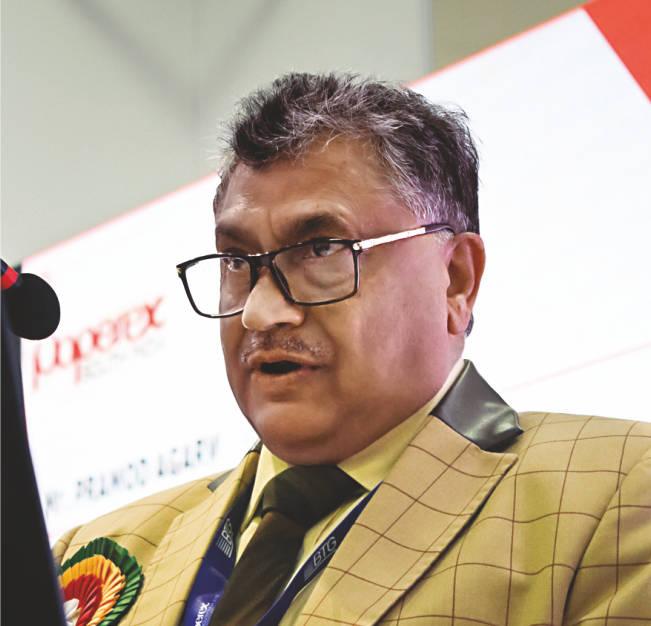 Mr. Parmod Agarwal