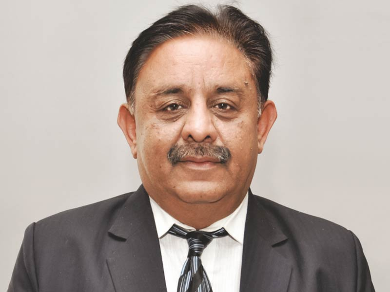 Mr. Sanjay K. Singh