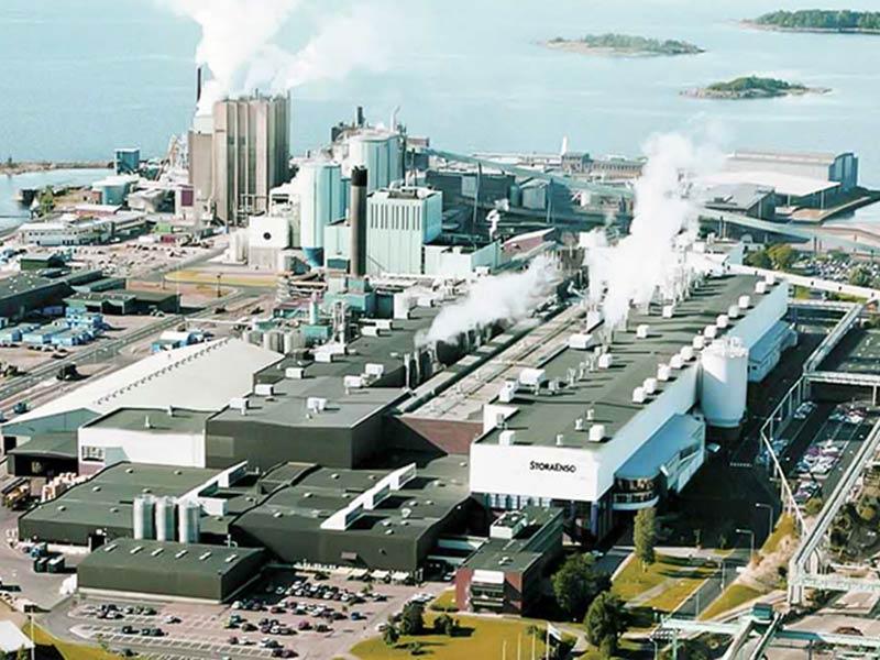 Stora Enso Skoghall Mill