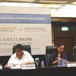 Joint Business Development Association