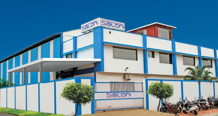 Saloni Paper Machines